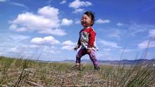 Bayarjargal lives in Mongolia.