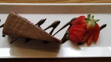Chocolate Cheesecake at Rawlicious (Fernando Morales/The Globe and Mail/Fernando Morales/The Globe and Mail)