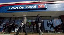 Couche-Tard has the means to pull off more big deals, but even if it doesn't, the company has solid earnings. (CHRISTINNE MUSCHI/REUTERS)