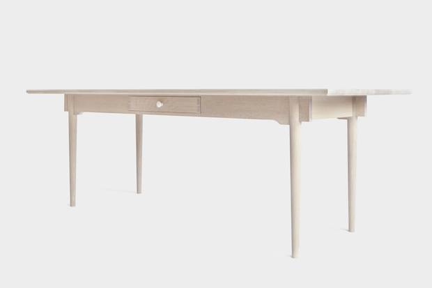 Enfield Shaker table by John Baker and Jason Collett.