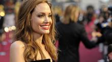 This Feb. 26, 2012 file photo shows actress Angelina Jolie at the 84th Academy Awards in the Hollywood section of Los Angeles. Jolie says that she has had a preventive double mastectomy after learning she carried a gene that made it extremely likely she would get breast cancer. (Chris Pizzello/AP)