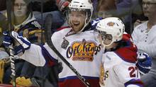 Edmonton Oil Kings' Griffin Reinhart (MATHIEU BELANGER/REUTERS)