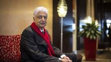 Azim Premji is impressed with Calgary's flowering as a world oil and gas centre. (Todd Korol)