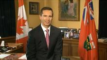 "In a YouTube video, Premier Dalton McGuinty is asking Ontario's teachers to ""do their part"" to help slow down spending and protect education in the province"