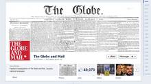 The Globe on Facebook.