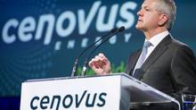 Cenovus CEO Brian Ferguson said he believes supplies will grow above demand again. (Chris Bolin for THE globe and mail)
