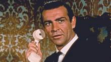 Sean Connery as James Bond in From Russia With Love (MGM)
