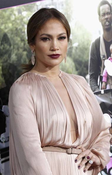 NO. 1: Jennifer Lopez She's come a long way since Gigli. The singer/actress/celebrity mom tops the list because Forbes thinks adding an 18th scent to her fragrance line, looking good next to Steven Tyler on American Idol and being a single mom is a powerful thing. Not feeling it... (Reuters)