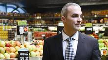Dominic Fortuna was hired to be Pusateri's first vice-president of quality assurance (Joanne Klimaszewski / The Globe and Mail)