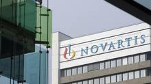 Novartis headquarters in Basil (SEBASTIEN BOZON)
