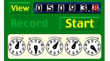 MeterRead is an app for iPhone or iPod Touch. Rather than requiring you to interpret old-style meters with multiple dials, it displays matching dials that you set to match your meter. (MeterRead/MeterRead)