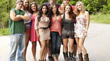 The cast of MTV's Buckwild (AP)