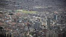 Sprott is the first Canadian business school to offer an MBA in Bogota, the capital of Colombia. (John Lehmann/The Globe and Mail)