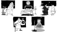 Don't answer until you've made these cross-border health-care comparisons (Brian Gable/The Globe and Mail)