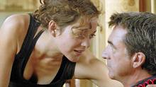 """Marion Cotillard and Francois Cluzet in a scene from """"Little White Lies"""""""