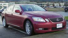 2007 Lexus GS 350 (Ted Laturnus for The Globe and Mail)