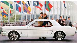 <b>Mustang</b> - The name is a perfect tag for the car that launched the pony-car era. What better image could there be for a trend-setting sports car than an unbroken horse? The name makes you think of adventure, wide open spaces and wild spirit. As a bonus, there is a clear association with the P-51 Mustang, the coolest fighter plane of World War II. The Mustang name has lived for more than 45 years. Although the car has gone through various iterations, some great, some terrible, the Mustang's name has never lost its magic.