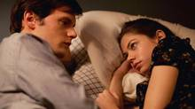 """Hugo Becker as Xavier and Analeigh Tipton as Lily in a scene from """"Damsels in Distress"""" (Sony Pictures Classics)"""