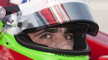 Like many players in contact sports, Dario Franchitti, 41, made the only real choice available to him after an accident caused his third big concussion: retirement. (Chris Young/THE CANADIAN PRESS)