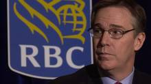 RBC chief executive officer Gordon Nixon (Louie Palu for The Globe and Mail)