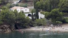 A general view of Cala Montjoi where the world-renowned El Bulli restaurant was located near Roses, Spain before it closed last year. (© Albert Gea/Reuters)