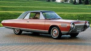 Chrysler Turbine .