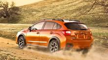 2013 Subaru Crosstrek. (Subaru)