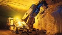 A Potash Corp.mine in Lanigan, Sask. (Handout/ Potash Corp./Handout/ Potash Corp.)