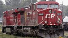 Canadian Pacific Railway (Chuck Stoody/Chuck Stoody/Canadian Press)