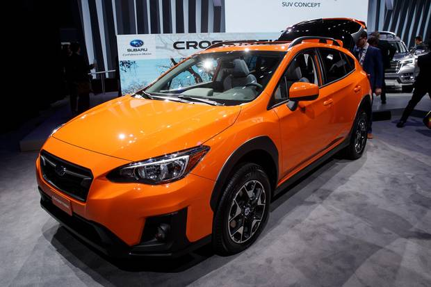 porsche new models 2018. interesting models the 2018 subaru crosstrek on porsche new models