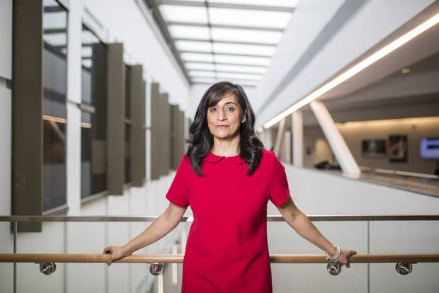 The Globe's analysis shows toothless penalties for misconduct fail to act as an effective deterrent for offenders. Without this deterrent, consumer faith in the market can suffer, says Anita Anand, a law professor at the University of Toronto who specializes in securities legislation. Prof. Anand is seen at the University's Jackman Law Building on Dec. 11.