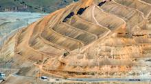 An open pit copper mine. (Vlad Turchenko/Getty Images/iStockphoto)