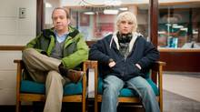 "Paul Giamatti and Alex Shaffer in ""Win Win"" (Kimberly Wright / Twentieth Century Fox Film Corp)"