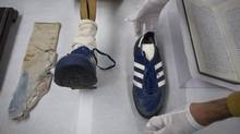 A Globe and Mail report about artifacts related to Terry Fox's Marathon of Hope held at Library and Archives Canada in Burnaby sparked Doug Carter's interest in a central museum. (John Lehmann/The Globe and Mail)
