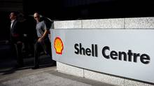 Shell Canada's headquarters in Calgary. As the energy giant prepares to begin deepwater exploration off the Nova Scotia coast, some experts are calling for an independent safety regulator. (Jeff McIntosh/The Canadian Press/Jeff McIntosh/The Canadian Press)