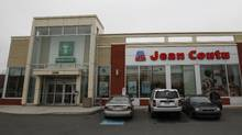 An exterior shot of Jean Coutu store in Longueuil, Quebec, May 2, 2012. (Christinne Muschi/Christinne Muschi/The Globe and Mail)