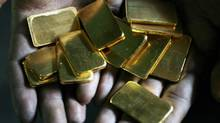 How much gold is there at Cow Mountain? (ARKO DATTA/REUTERS)