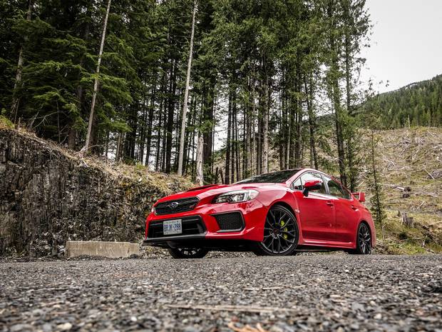 The WRX and STI stay true to their rally roots with strong off-road performance.