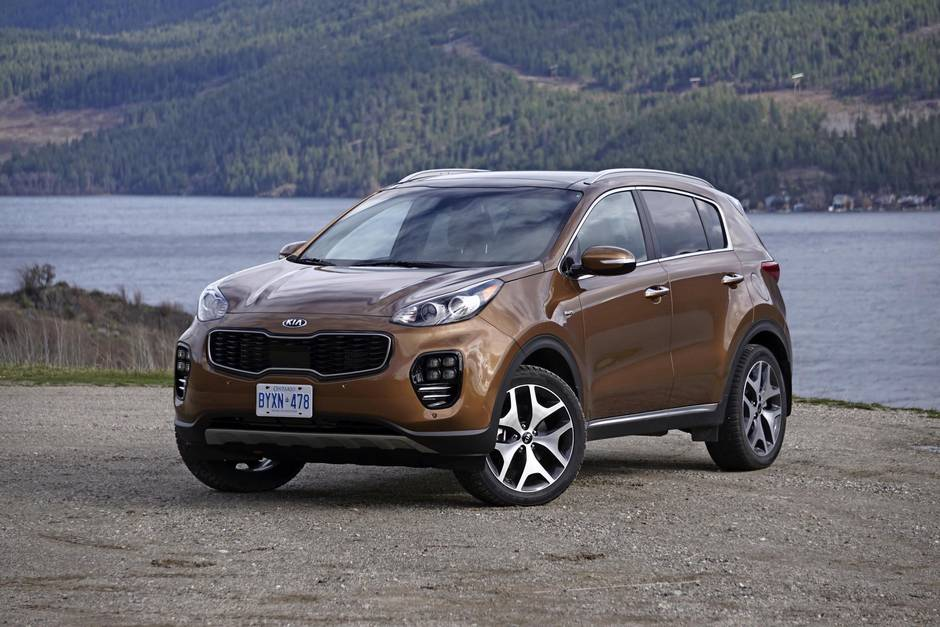Review 2017 Kia Sportage Shows How Far Has Come