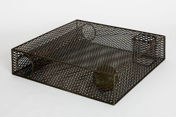 The Cage table.