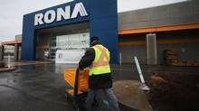 As business challenges go, it should be an attractive one: Take on a $4.8-billion retailer with leading market share, improve profits by shedding weaker divisions, and earn fame and fortune. Yet Rona Inc. is having a hard time finding a new chief executive (Christinne Muschi/The Globe and Mail)
