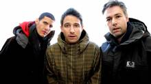 The Beastie Boys (L-R) Mike Diamond, Adam Horowitz and Adam Yauch are photographed at the 2006 Sundance film festival in Park City, Utah, in this January 22, 2006 file photo. (MARIO ANZUONI/REUTERS)