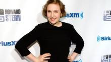 """Actress Lena Dunham attends """"Howard Stern's Birthday Bash,"""" presented by SiriusXM, at the Hammerstein Ballroom in New York in January, 2014. (Evan Agostini/AP)"""