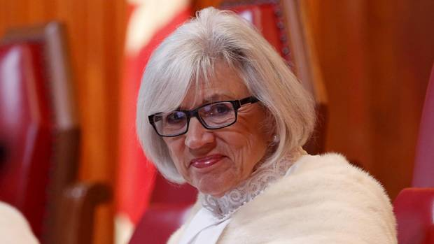 Chief Justice Beverley McLachlin On Sex Assault Cases No One Has The Right To A Particular Verdict