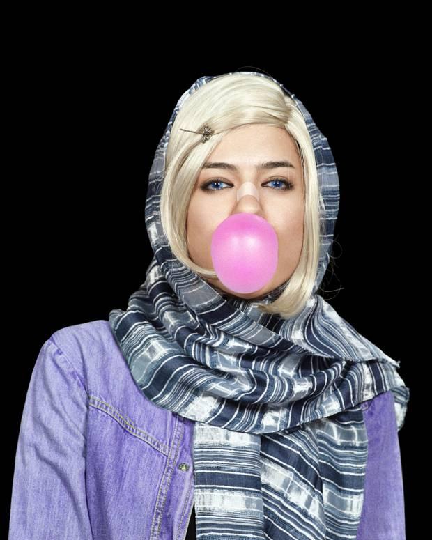 Miss Hybrid 3, by Shirin Aliabadi