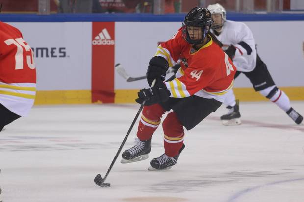 After A Busy Summer The Cwhl Is Hoping For A Big Winter In 2017 18