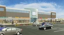In Mississauga, Ont., developers are updating the 40-year-old Westwood Square, turning a two-level Zellers store, that had sat idle for years, into a cluster of South Asian shops. (Fieldgate/Plazacorp)