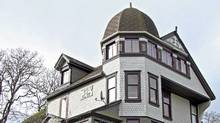 This rare shingle-style home at 1032 McGregor Ave. was built in 1896 by young architect Alfred Bodley. He designed the house for surgeon/dentist Robert Verrinder, but then moved to Seattle, where he designed many celebrated buildings. (Globe files/Globe files)
