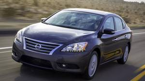 The 2013 Nissan Sentra is aimed at buyers seeking 'value'. In other words, people who don't want to spend a lot.