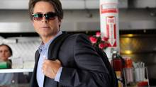 Rob Lowe in Knife Fight.